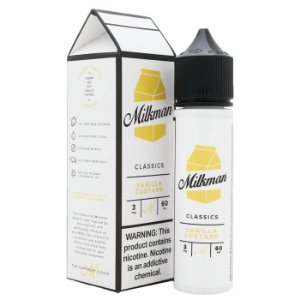 E-Liquido THE MILKMAN Vanilla Custard 60ML