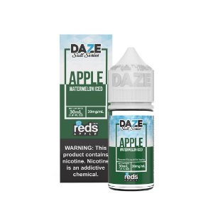 NicSalt REDS APPLE Watermelon Iced 30ML