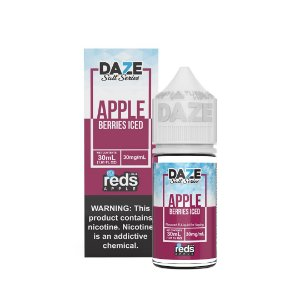 NicSalt REDS APPLE Berries Iced 30ML