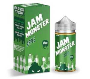 E-Liquido JAM MONSTER Apple 100ML