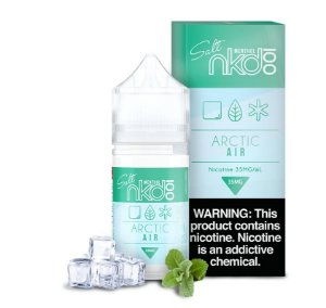 E-Liquido NAKED 100 Salt Arctic Air 30ML
