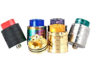 Atomizador Vandy Vape PULSE X BF RDA 24MM