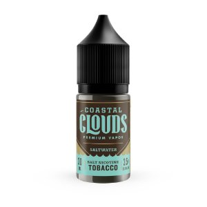 E-Liquido COASTAL CLOUDS SALT Tobacco 30ML