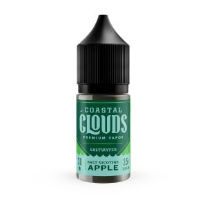 E-Liquido COASTAL CLOUDS SALT Apple 30ML