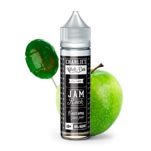 E-Liquido CHARLIE'S CHALK DUST Jam Rock 60ML