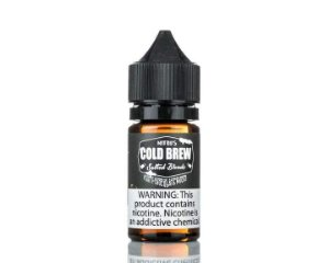 NicSalt NITRO'S COLD BREW White Chocolate Mocha 30ML