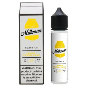 E-Liquido THE MILKMAN Lemon Pound Cake 60ML