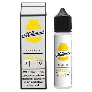 E-Liquido THE MILKMAN Lemon Pound Cake 60ML
