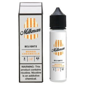 E-Liquido THE MILKMAN Delights Mango Creamsicle 60ML