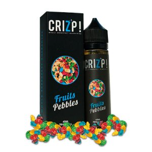 E-Liquido CRIZP Fruit Pebbles 60ML