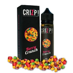 E-Liquido CRIZP Berry Crunch 60ML