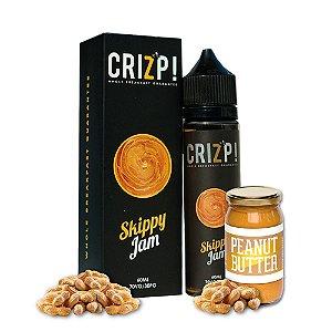 E-Liquido CRIZP Skippy Jam 60ML
