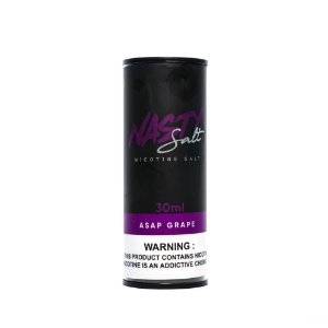 E-Liquido NASTY Salt Asap Grape 30ML