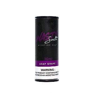 NicSalt NASTY Asap Grape 30ML