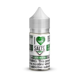 NicSalt MAD HATTER JUICE I Love Salts Classic Menthol 30ML