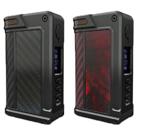 Lost Vape PARANORMAL 200W DNA250C Box Mod (SEM BATERIAS)