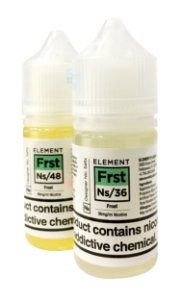 E-Liquido ELEMENT Salt Frost 30ML
