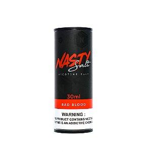 NicSalt NASTY Bad Blood 30ML