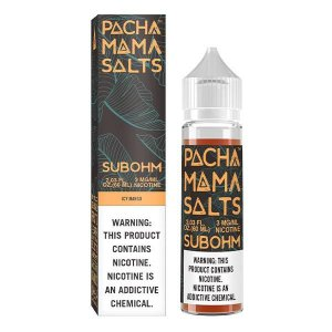 E-Liquido PACHA MAMA Salts Sub-Ohm Icy Mango 60ML