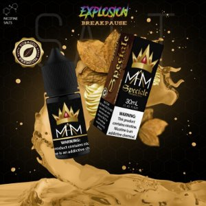 E-Liquido MATIAMIST SALT Speciale Break Pause 30ML