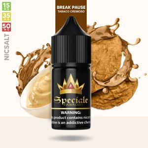 NicSalt MATIAMIST Speciale Break Pause 30ML