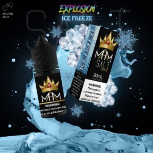 E-Liquido MATIAMIST SALT Ice Freeze 30ML
