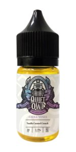 E-Liquido QUIET OWL Salt Chill Vines 30ML