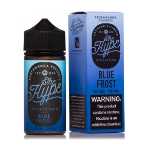 E-Liquido THE HYPE COLLECTION Blue Frost 100ML