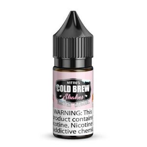 E-Liquido NITRO'S COLD BREW SHAKES Salted Caramel 30ML