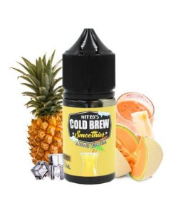 E-Liquido NITRO'S COLD BREW SMOOTHIES Pineapple Melon Swirl 30ML