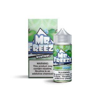 E-Liquido MR FREEZE Apple Frost 100ML
