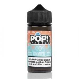 E-Liquido POP! VAPORS Strawberry Watermelon ICE 100ML