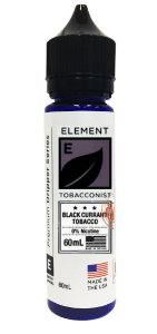 E-Liquido ELEMENT TOBACCONIST Black Currant Tobacco 60ML