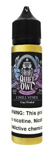 E-Liquido QUIET OWL Chill Vines 60ML