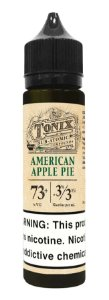 E-Liquido TONIX American Apple Pie 60ML