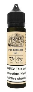 E-Liquido TONIX PB & Blueberry Jam 60ML