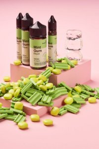 E-Liquido DREAM COLLAB Mint Gum ICE