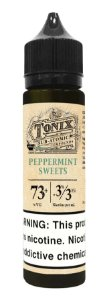 E-Liquido TONIX Peppermint Sweet 60ML
