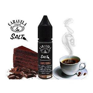 E-Liquido CARAVELA Salt Cafeteria 15ML