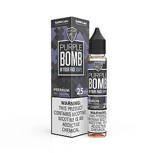 E-Liquido VGOD SALT BOMB SERIES Purple 30ML
