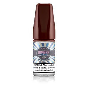 NicSalt DINNER LADY Smooth Tobacco 30ML