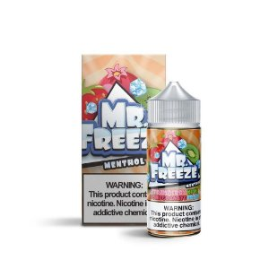 E-Liquido MR FREEZE Strawberry Kiwi Pomegranate Frost 100ML