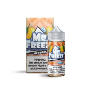 E-Liquido MR FREEZE Mango Frost 100ML