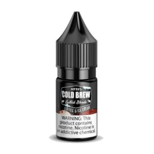 NicSalt NITRO'S COLD BREW Coffee & Ice Cream 30ML