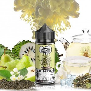 E-Liquido B-SIDE TEA HOUSE Pear Tea