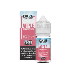 NicSalt REDS APPLE Strawberry Iced 30ML