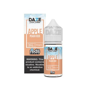 NicSalt REDS APPLE Peach Iced 30ML