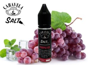 NicSalt CARAVELA Purple Ice 15ML
