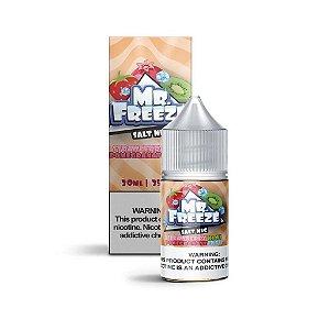 NicSalt MR FREEZE Strawberry Kiwi Pomegranate Frost 30ML