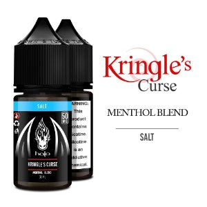 NicSalt HALO Kringle's Curse Menthol 30ML